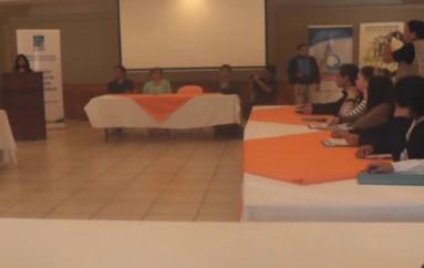 (Video) Organizaciones juveniles de la zona 7 participan de la construcción de la Agenda Zonal de la Juventud