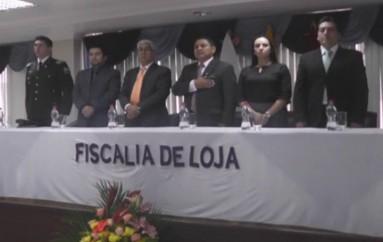 (Video) 2000  delitos ordinarios y 1500 delitos de tránsito conoció durante el 2015 la Fiscalía Provincial de Loja.