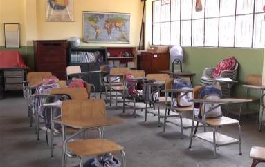 (Video) Instituciones educativas finalizaron primer quimestre sin mayores novedades.