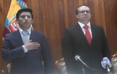 (Video) Edison Padilla, nuevo Coordinador Provincial del CPCCS de Loja.
