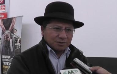 (Video) Alcalde de Saraguro asegura que el Gobierno adeuda mas de dos millones de dólares