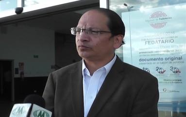 (Video) Agustín Grijalva: Autoridades universitarias no han colaborado en la intervención de la U.N.L