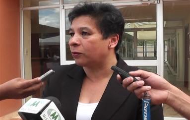 (Video) Presidenta del Movimiento contra la Usura indica que el delito ya no prescribe