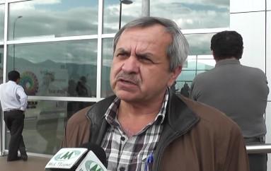 (Video) Director General del SECOB anuncia visita del Presidente de la República la próxima semana