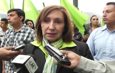 (Video) Desafiliación de dos militantes no afecta a Alianza Pais, según la Secretaria Ejecutiva