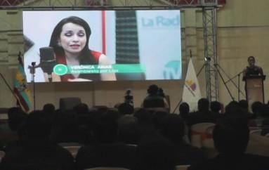 (Video) Asambleísta Verónica Arias, destacó gestión realizada durante el 2015.