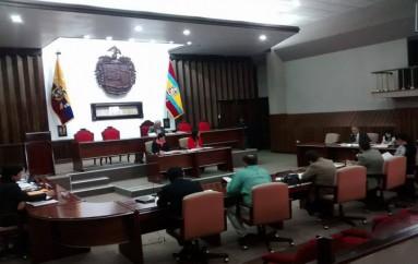 (Video) Cabildo Lojano, analiza reforma presupuestaria del 2016.