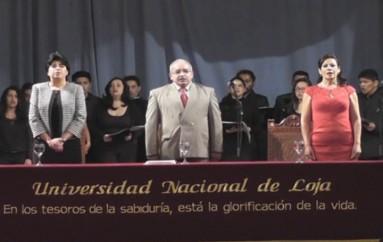 """(Video) """"Se ha perdido la institucionalidad de la UNL tras intervención de la CIFI"""", sostuvo, Rector del Álma Mater."""