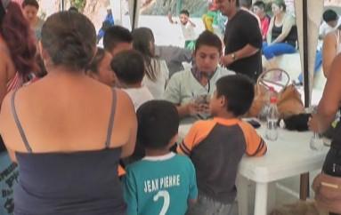 (Video) Ciudadanos se beneficiaron de primeras jornadas médicas gratuitas en San Antonio.