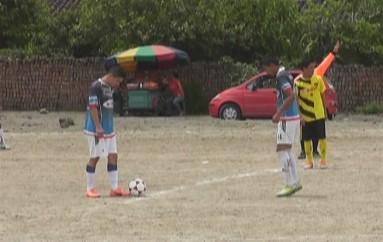 (Video) Inició campeonato de fútbol senior organizado por Liga Barrial de Catamayo