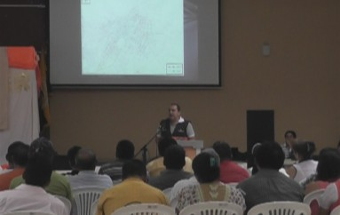 (Video) estudios para el Plan de movilidad para Catamayo fue socializado este martes.