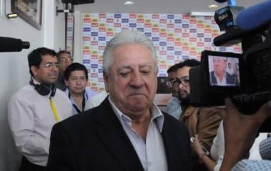 FIFA incluye a Luis Chiriboga en la lista de directivos que deben devolver dinero