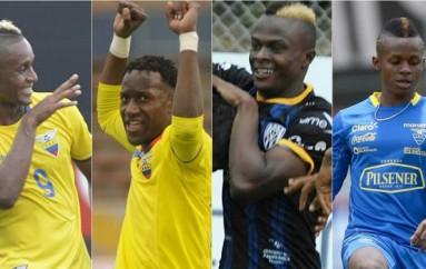 Selección de Ecuador tiene 4 opciones para sustituir a Felipe Caicedo