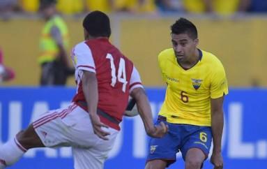 Cristhian Noboa: 'Seguiré rematando hasta que salga el gol'