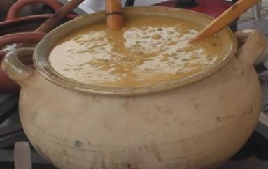(Video) Por Semana Santa promocionan en San Sebastián   la tradicional Fanesca y majares propios de esta fecha