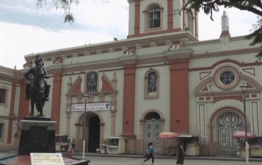 (Video) Iglesia San Francisco con agenda lista para  Semana Santa.