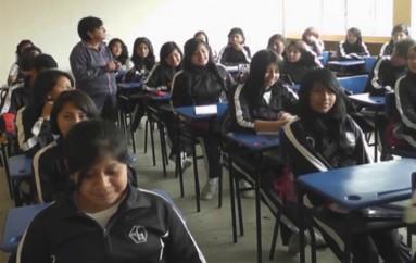 (Video) Preocupación en los docentes ante evaluación que se iniciará en los próximos meses.