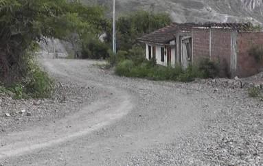(Video) Presidenta de Mirador Alto solicita al GADMC el apoyo para la segunda etapa del alcantarillado