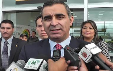 (Video) Presidente del Consejo de la Judicatura destaca inversión realizada en infraestructura