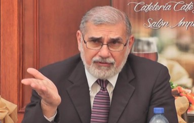 """(Video) """"Se debe incentivar la producción para mejorar la economía del país"""", sostuvo ex Vicepresidente Alberto Dahik"""