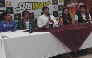 (Video) Franquicia internacional organiza Carrera SUBWAY 5K este 1 de mayo.