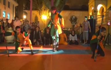 (Video) Circo Social celebra mañana su tercer aniversario de creación en la ciudad de Loja.