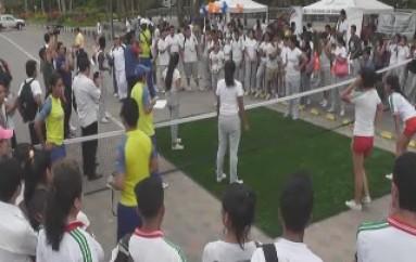 (Vídeo) Hoy se conmemoro: el Día Mundial de la Actividad física.