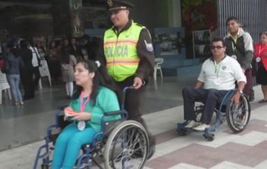 (Video) Instituciones públicas no cumplirían con el 4% de inserción laboral de personas con discapacidad.