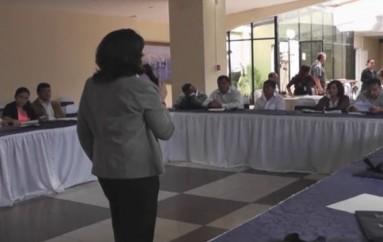 (Video) Trabajan en la generación de políticas públicas para  salvaguardar el Patrimonio.