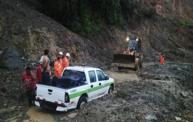 (Video) MTOP, evalúa situación actual de la red vial estatal de la provincia de Loja