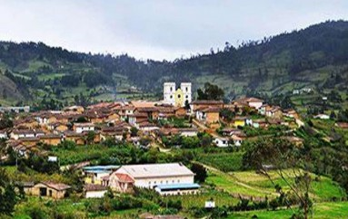 (Video) Chuquiribamba celebra fiestas religiosas y de parroquialización.
