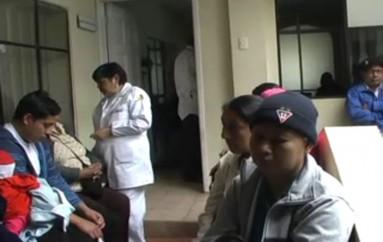 (Video) 4 epidemiólogos de la zona 7 saldrán este lunes a las zonas afectadas por el sismo.