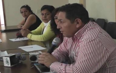 (Video) Plataforma de Movilidad Humana se desvincula del proyecto Taxi Eléctrico.