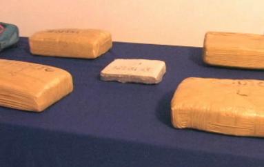 (Video) Policía Nacional decomisó droga en la vía Cariamanga – Catamayo