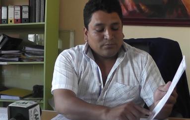 (Video) Felipe Figueroa: Cuando nos toca poner con una resolución parte del sueldo, dicen que no.