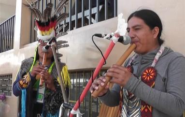 (Video) Grupo Wayrañan expone su talento musical por varias provincias.