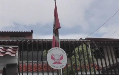 (Video) Consulado del Perú en Loja se prepara para elecciones de segunda vuelta.
