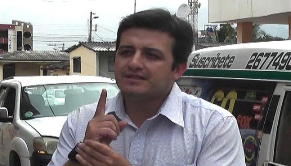 (Video) Sixto Loaiza: 'Gobierno Provincial de Loja realizará trabajos viales en el mes de octubre'.