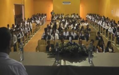 (ZAMORA) Madre Bernarda realizó la Sesión Solemne por los 35 Años de vida del Colegio