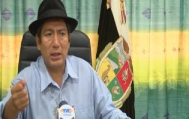 (ZAMORA) Salvador Quishpe en días atrás fue invitado a la Asamblea Nacional