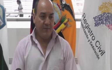 (ZAMORA) Registro Civil implementó punto de Cedulación en Guaysimi.