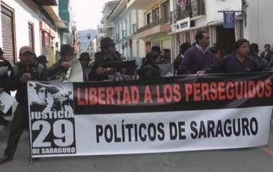 (Video) Consejo de Ayllus declara inocentes a los 29 procesados del cantón Saraguro.