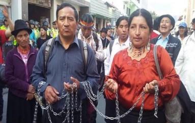 (Video) Abogados apelarán sentencia de los dos procesados del cantón Saraguro declarados culpables.