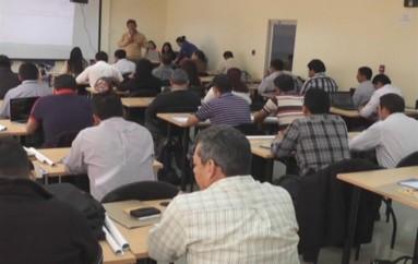 (Video) Directores distritales de la zona 7 actualizan sus conocimientos  en  Gestión de Riegos.