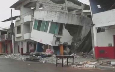 (Video) MIDUVI, realizará hasta junio evaluación estructural en las zonas afectadas por el terremoto.