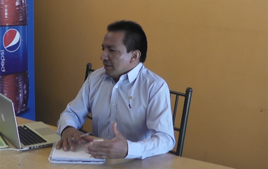 (Video) César Lojano: es preocupante que nuestros profesionales no sean considerados para representar instituciones
