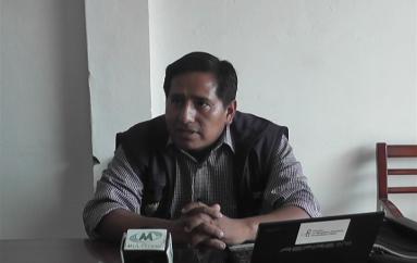 (Video) Carlos Colimba es el nuevo responsable de la oficina técnica del Magap Catamayo