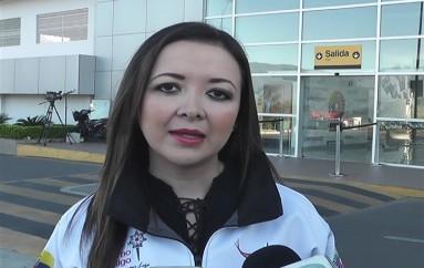 (Video) Gobernadora rechaza intensión de recolectar firmas por vía Catamayo – Macará