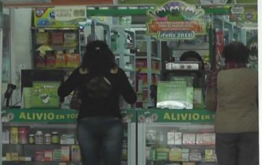 (Video) ARCSA, realiza operativos para evitar la venta de antigripales en farmacias de la zona 7.