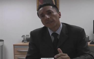 (Video) Ec. Stalin Calva Rodríguez,  al frente de la Coordinación Zonal 7 de Registro Civil.